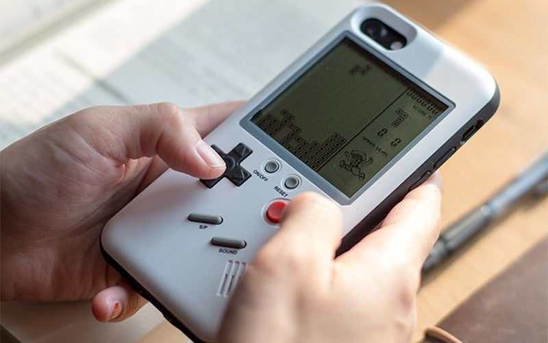 Three Ways To Turn Your Phone Into A Working Game Boy