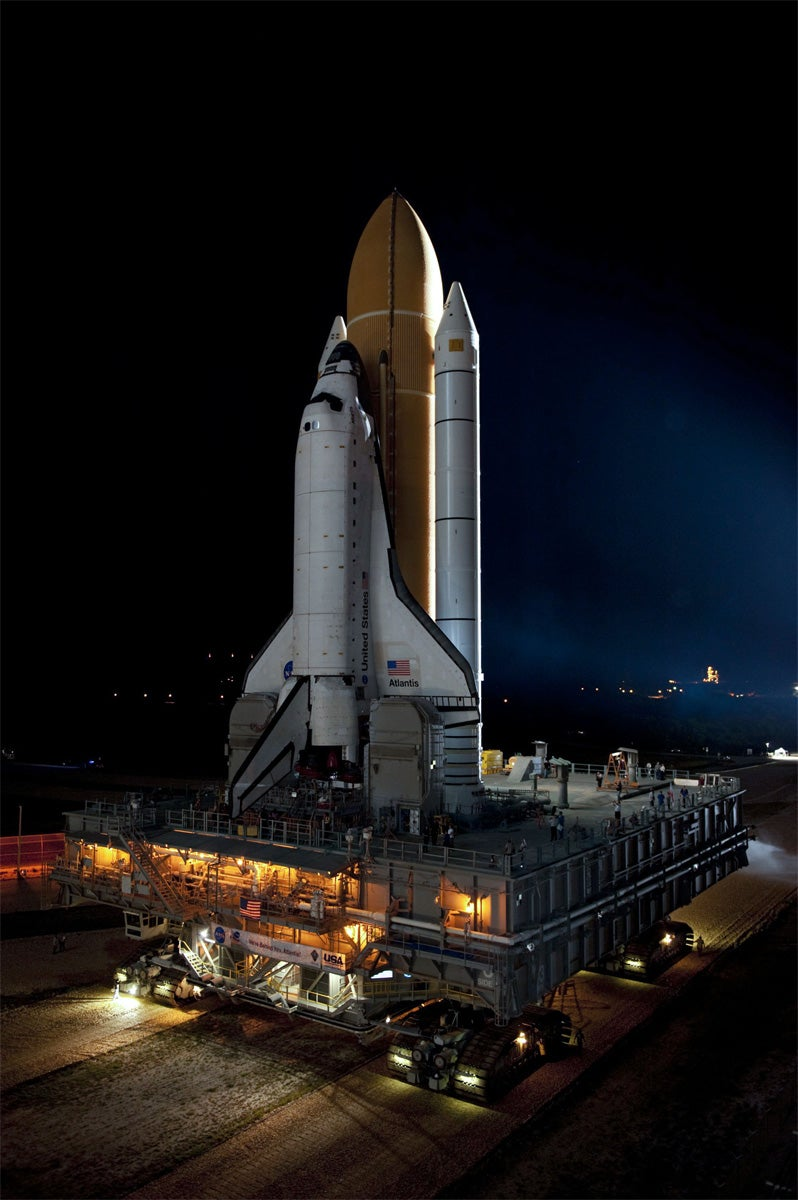 space shuttle rocket start - photo #8