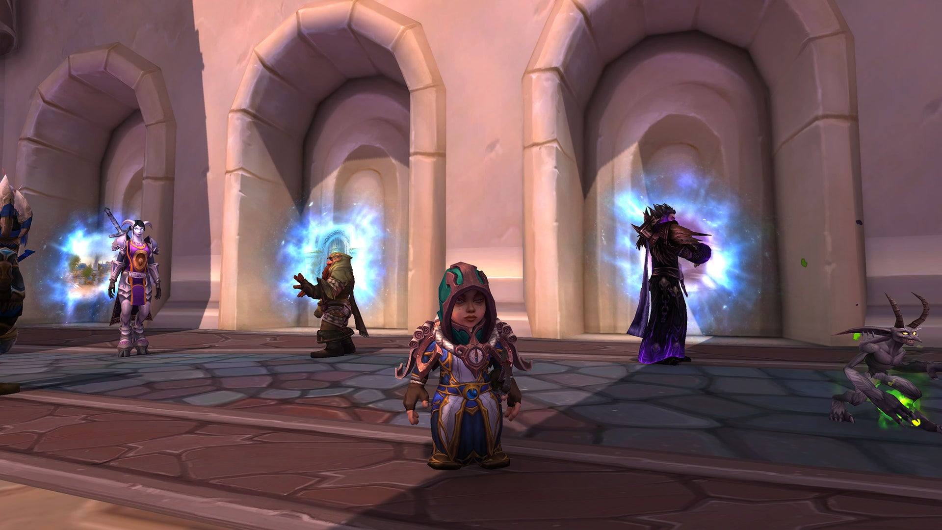 World Of Warcraft Fans Are Perturbed Over Pulled Portals