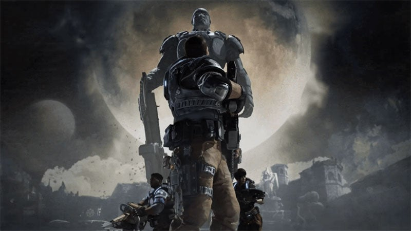 Marcus Fenix Deserves All The Statues He Gets In Gears Of War 4