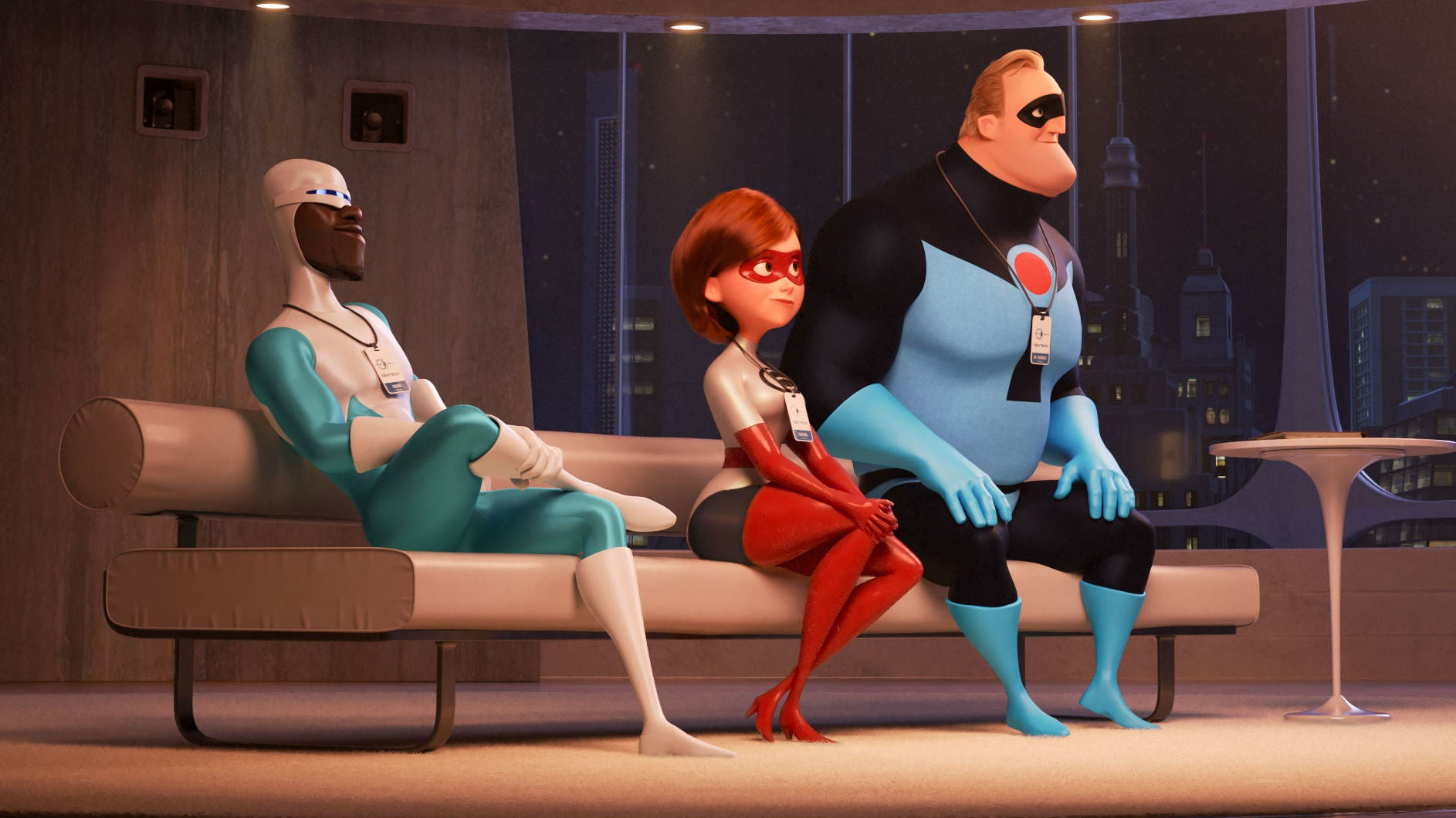 These Retro Theme Songs From Incredibles 2 Are Just What You Needed Today