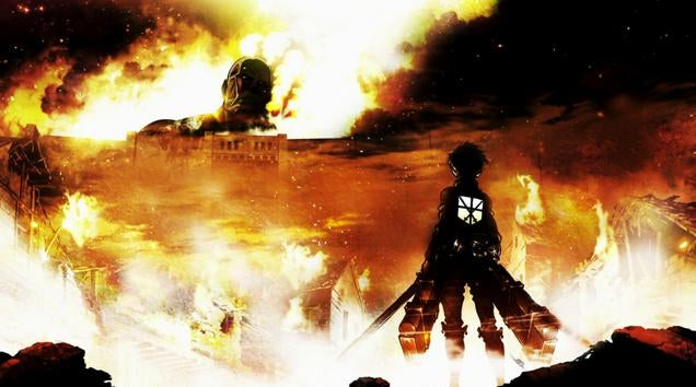 Capcom Is Making An Attack On Titan Arcade Game