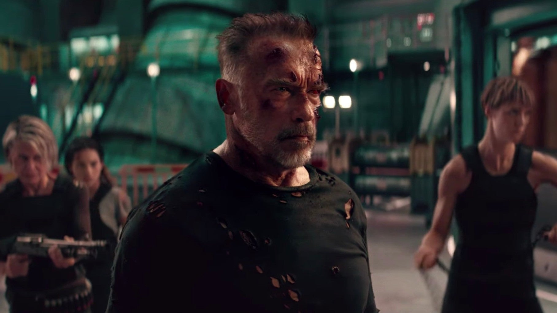 The New Terminator: Dark Fate Trailer Is All About Family