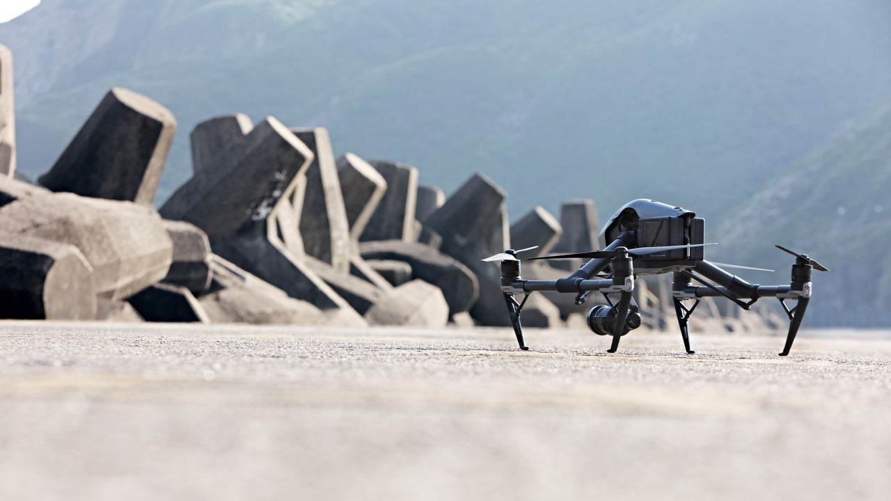 DJI Decides Its New Drone Is Too Fast