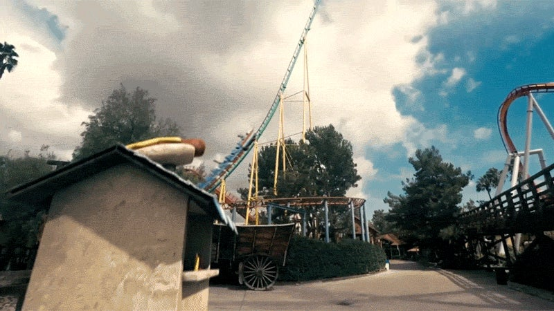 RollerCoaster Tycoon Fan Movie Is About An Average Day In The Park
