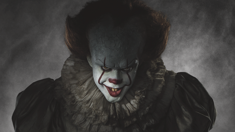 Get Your First Full, Creepy Look At It's New Pennywise
