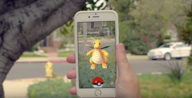 What are the security risks associated with Pokémon Go?