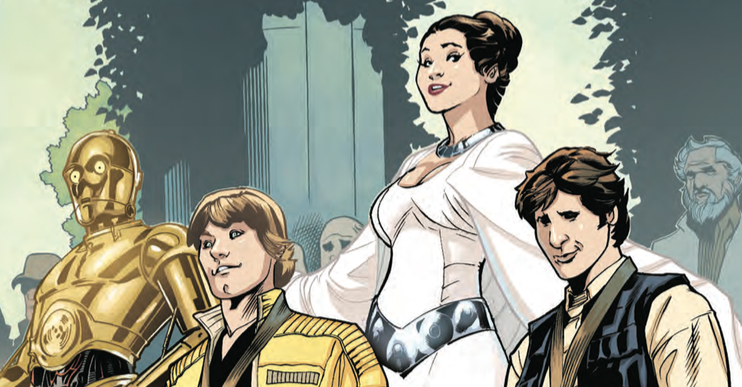 Princess Leia Wants to Be a Hero in New Comic But People Won't Let Her