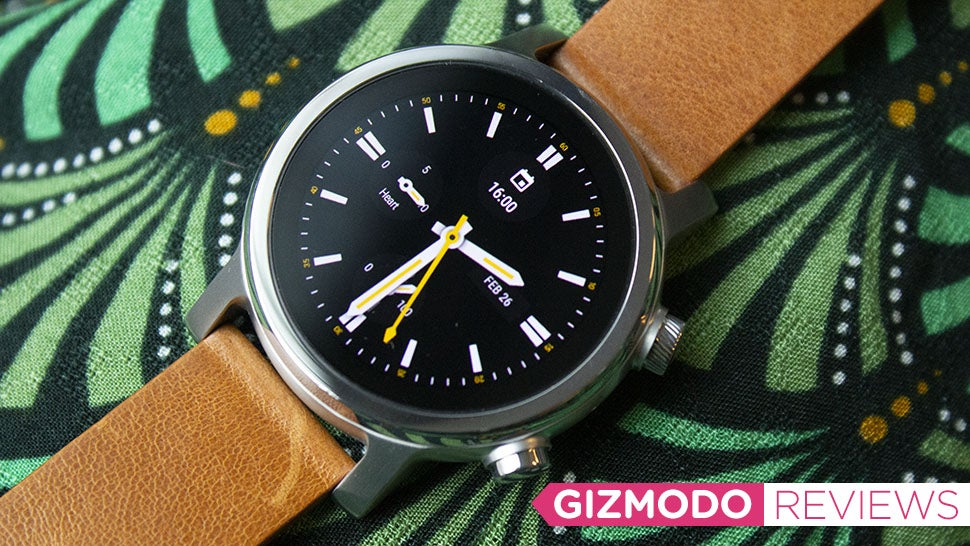 For $530 The Moto 360 Should Be Much Better Than It Is