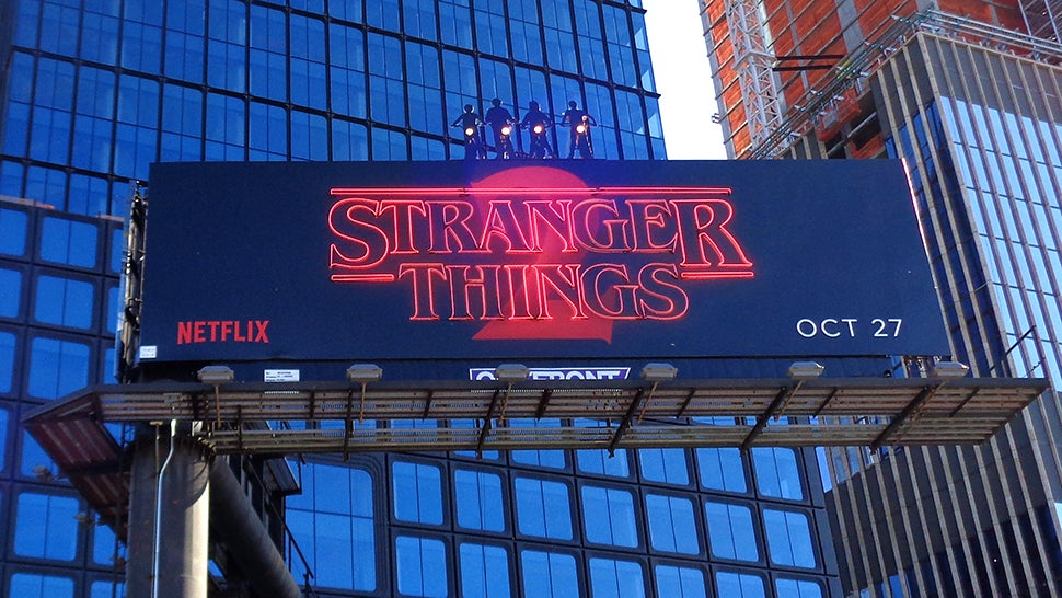 Netflix Puts Out $391 Million Offer To Buy Regular Old Billboard Company: Report