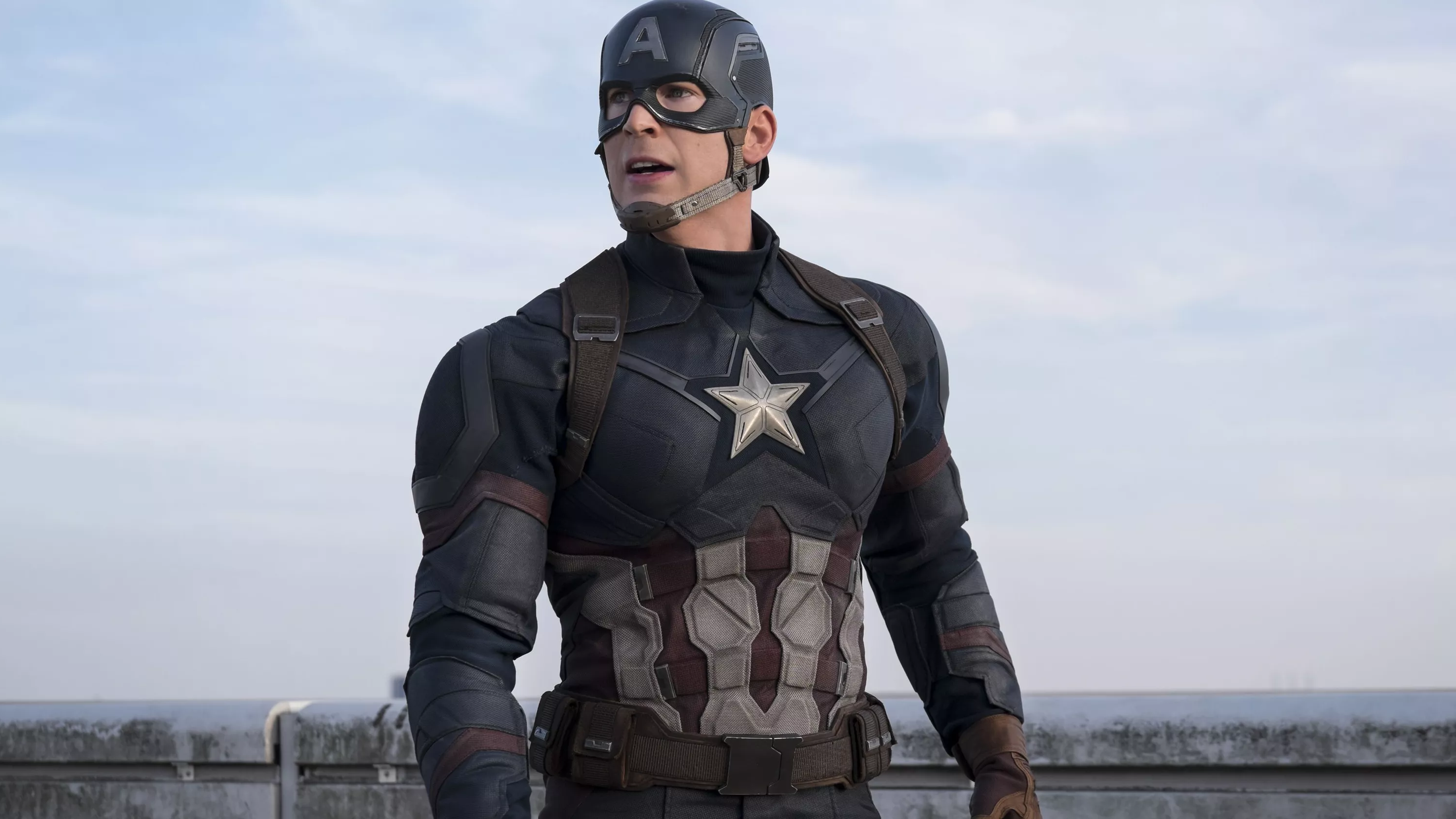 Chris Evans' Last Day On The Avengers 4 Set Was Apparently Not All That Exciting