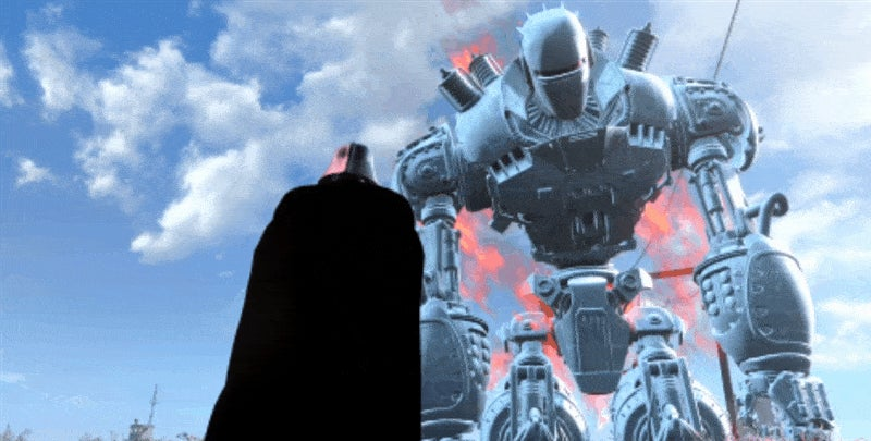 Darth Vader In Fallout 4 Is More Powerful Than You Could Possibly Imagine