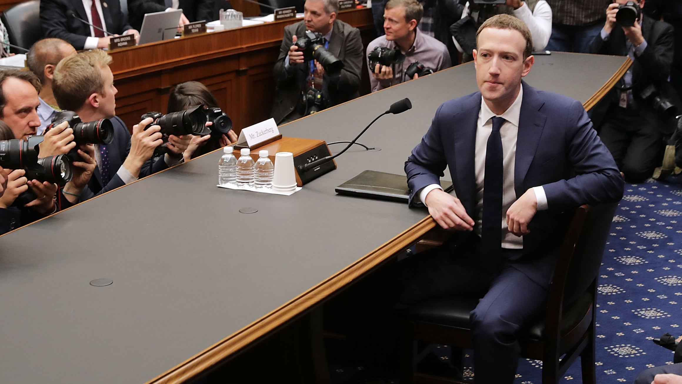 DC Attorney General Hits Facebook With Major Cambridge Analytica Lawsuit