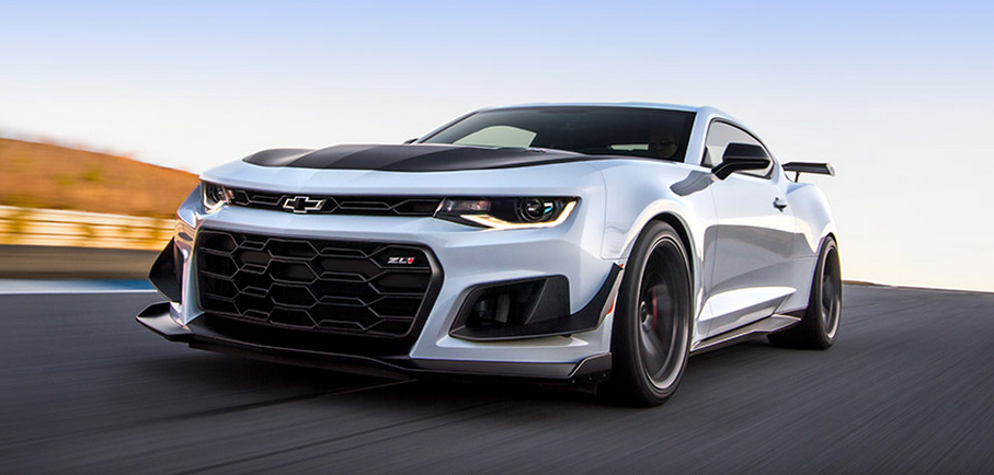 The 2018 Camaro ZL1 1LE Is What Happens When You Add A Track Package To A Track Monster