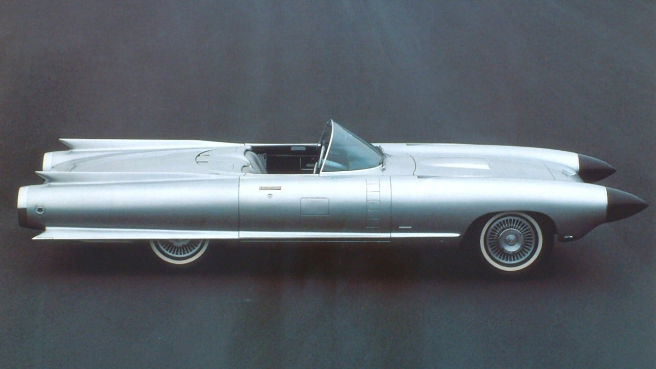 Collision Warning Systems Originated In The 1959 Cadillac Cyclone