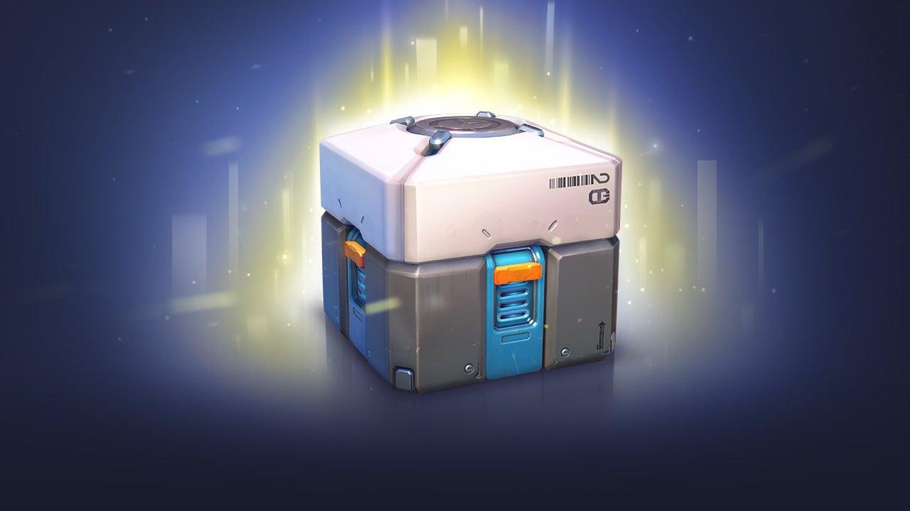 Resultado de imagen de loot boxes overwatch