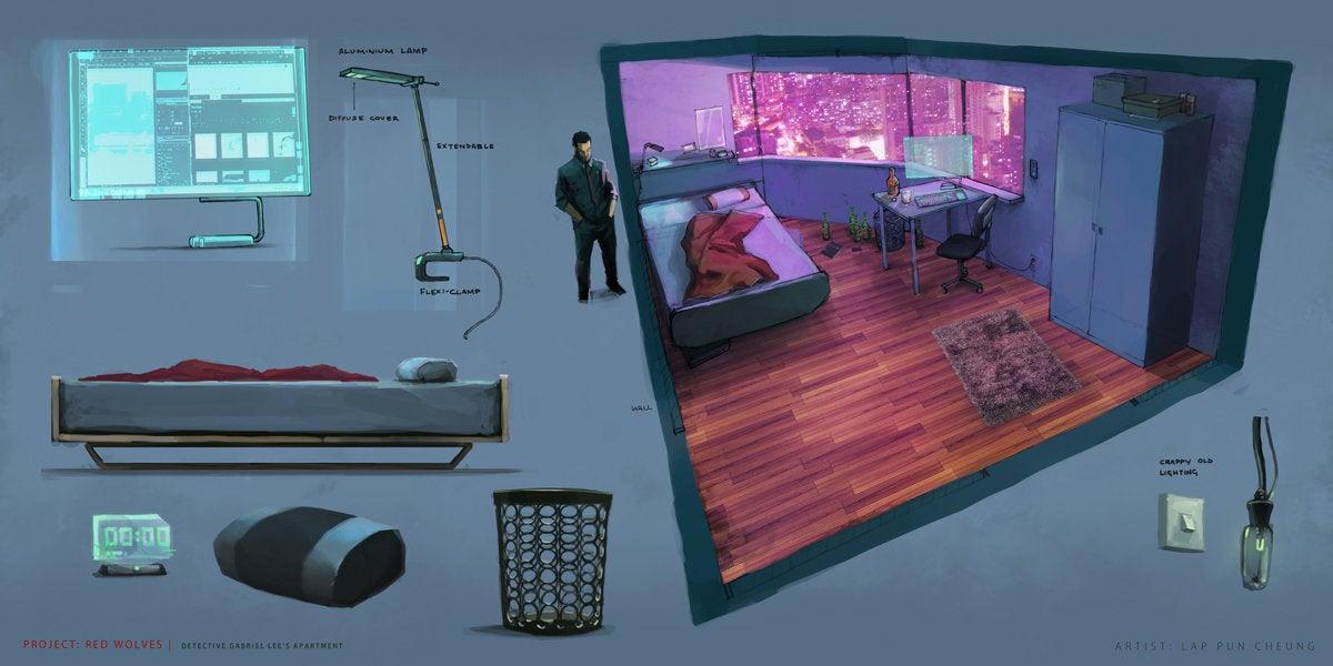 Cyberpunk Diablo & Studio Ghibli's Star Wars: An Artist's Impressions
