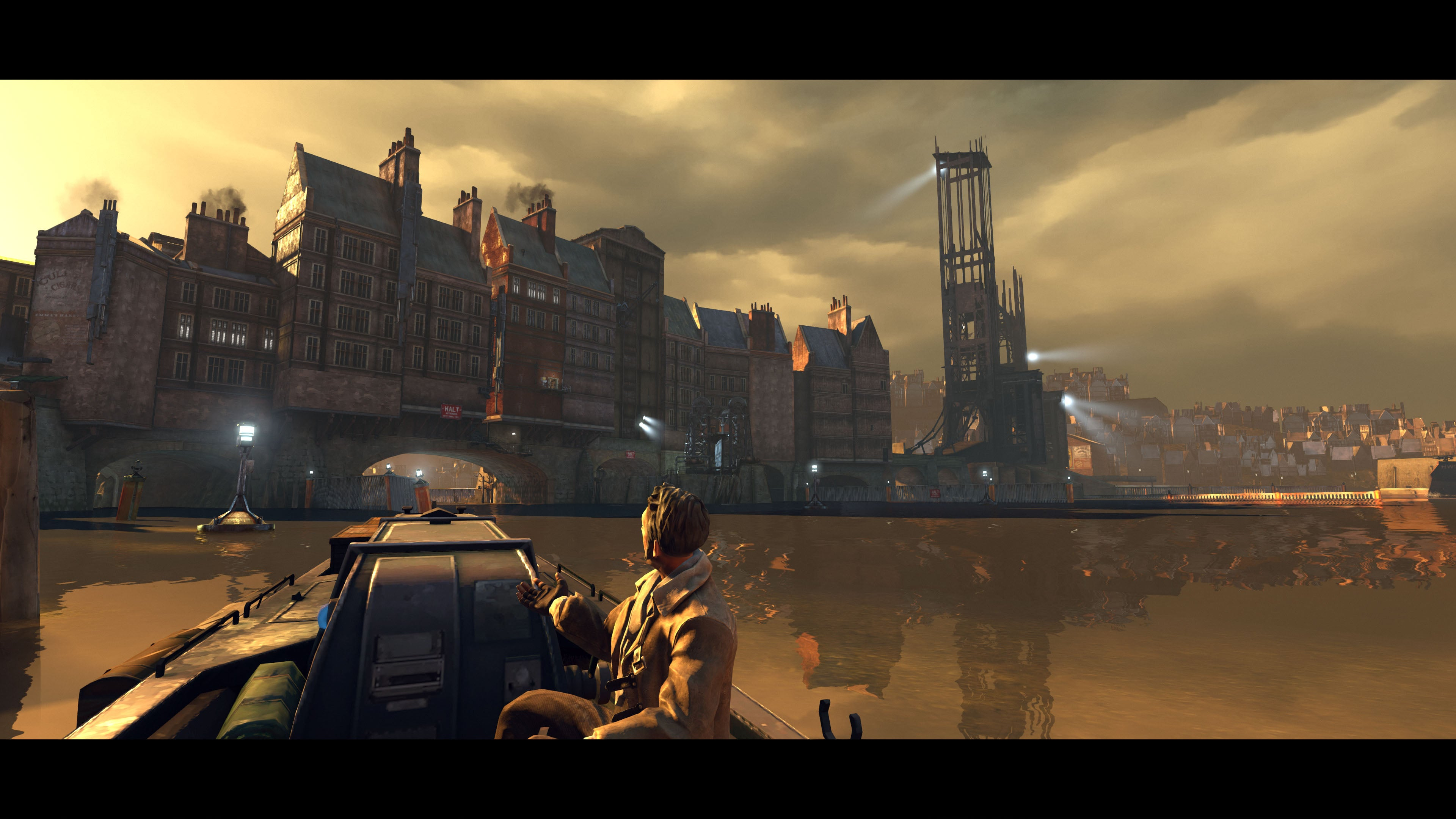 Dishonored Is Stunning At 4K Resolution