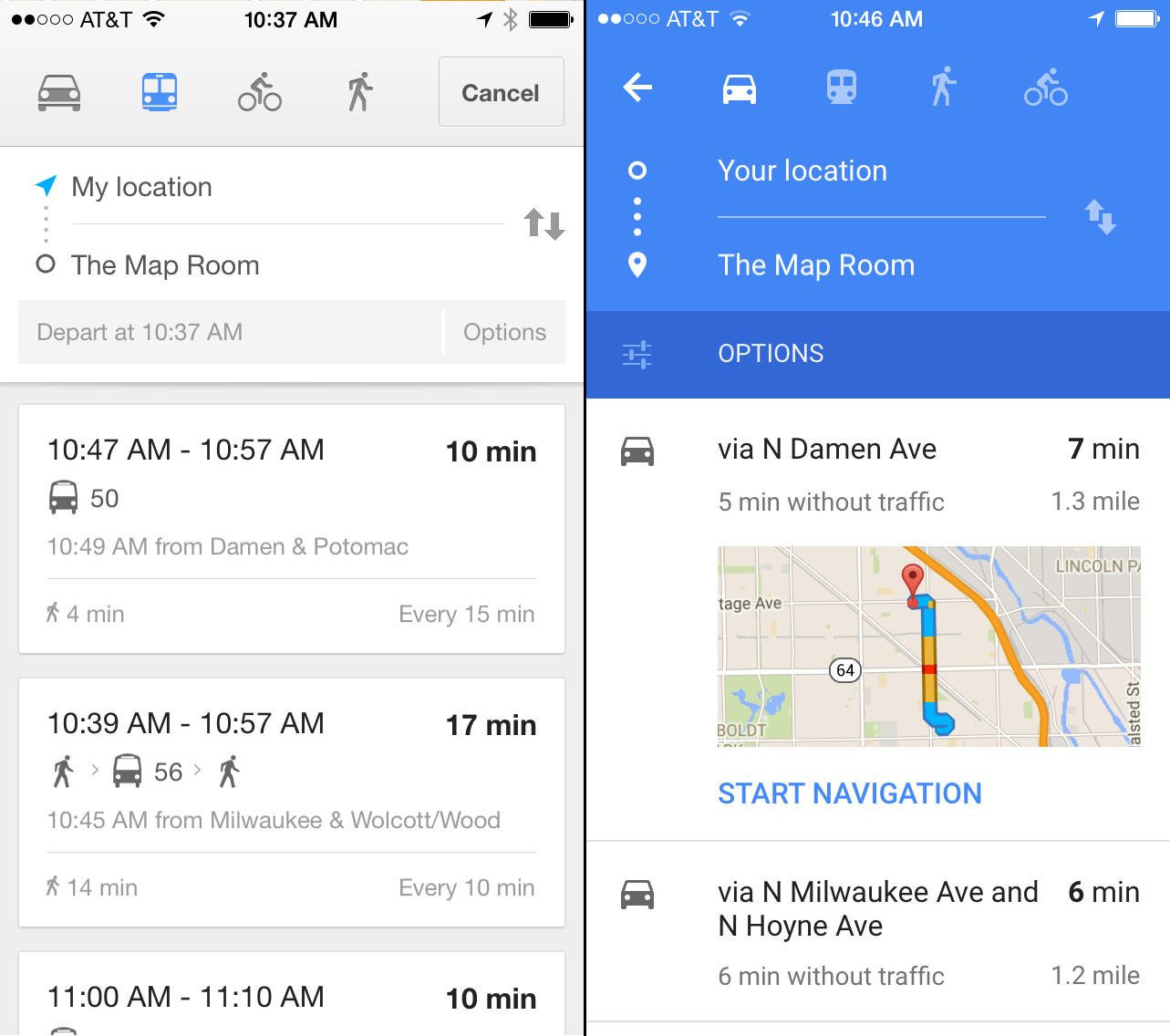 Our Best Look Yet at How Material Design Will Transform Google Apps
