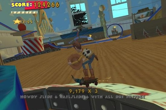 That Time Disney Used The Tony Hawk Engine To Get