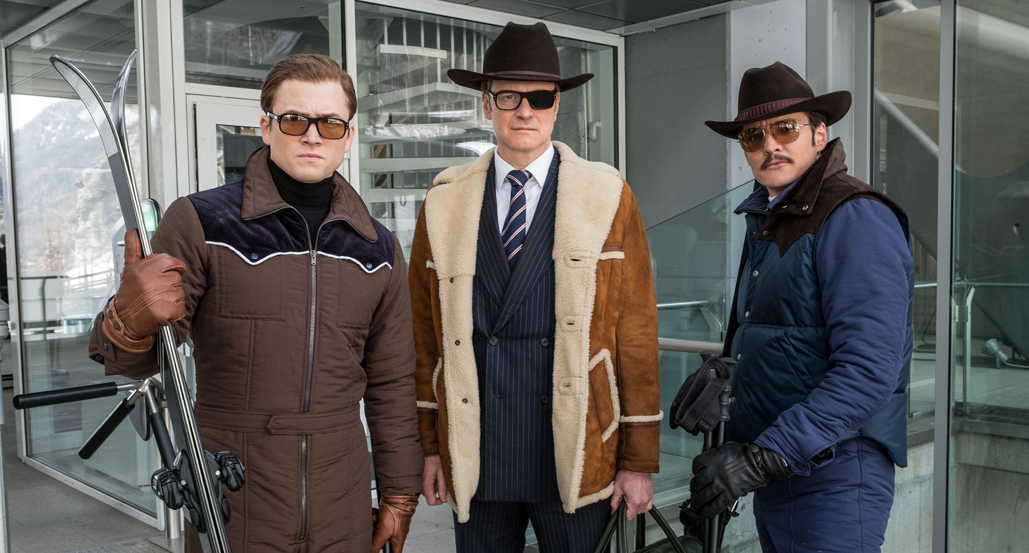 Kingsman: The Golden Circle Reminded Me Why Comics Adaptations Can Be A Good Thing