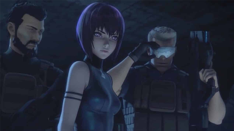 3 Things We Didn T Like And One We Did About Ghost In The Shell Sac 2045