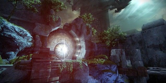 Destiny's First Raid Looks Insane