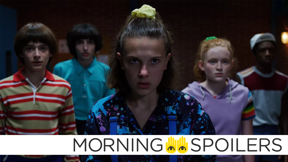 New Updates From Stranger Things, The Mandalorian And More