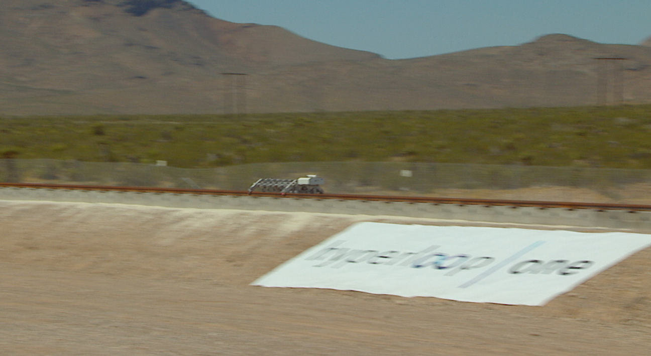 Watch the First Full-Scale Demo of Hyperloop Technology