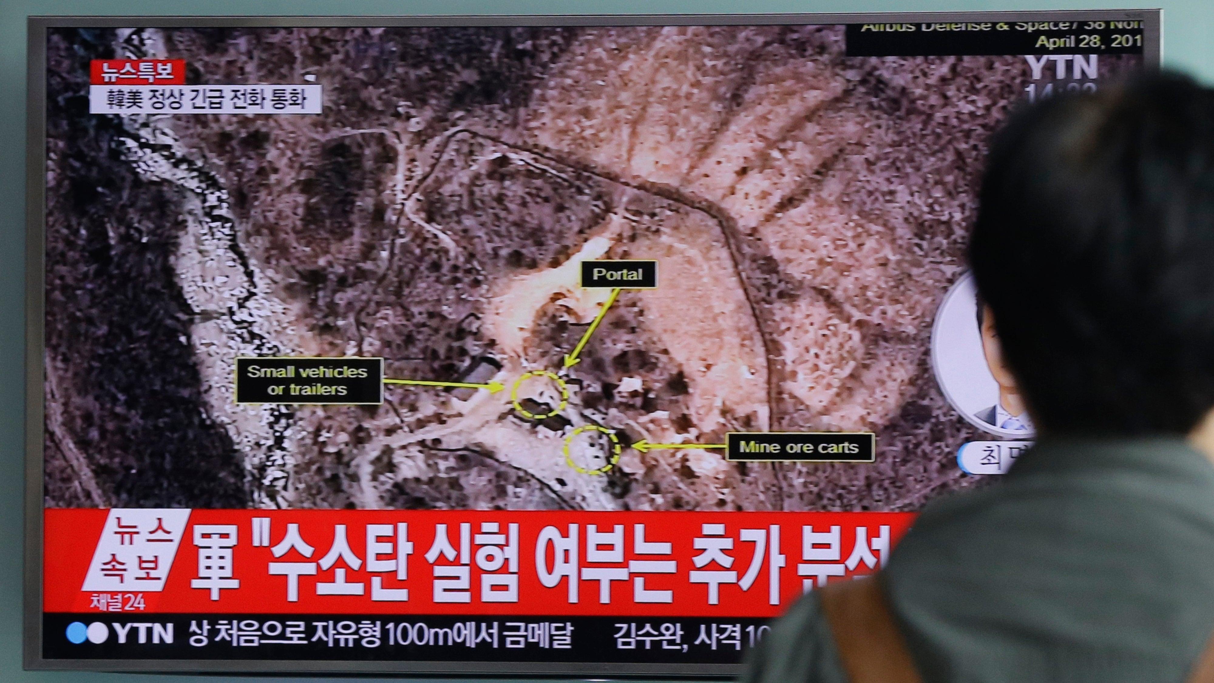 Kim Jong Un Says He'll Shut Down North Korea's InfamousPunggye-ri Nuclear Test Site