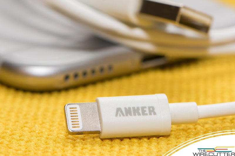 The best Micro-USB and Lightning cables, from Wirecutter