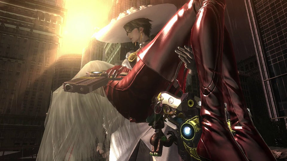 Bayonetta 2 Is Like Eating All Your Halloween Candy at Once