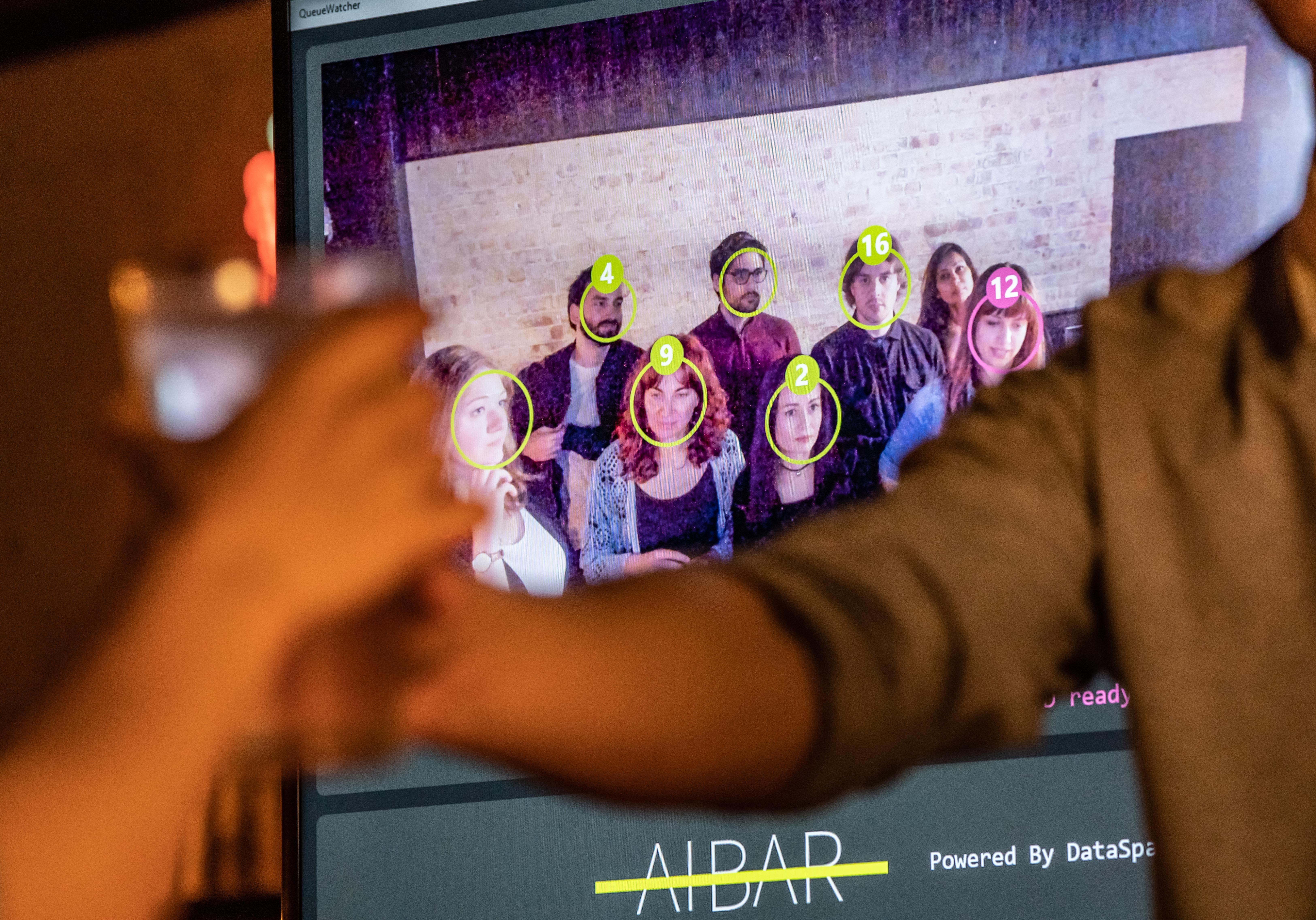 Facial Recognition System For Getting Drunk More Efficiently Is Coming