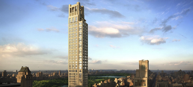 This $US100+ Million Penthouse Will Be NYC's Priciest Apartment Ever