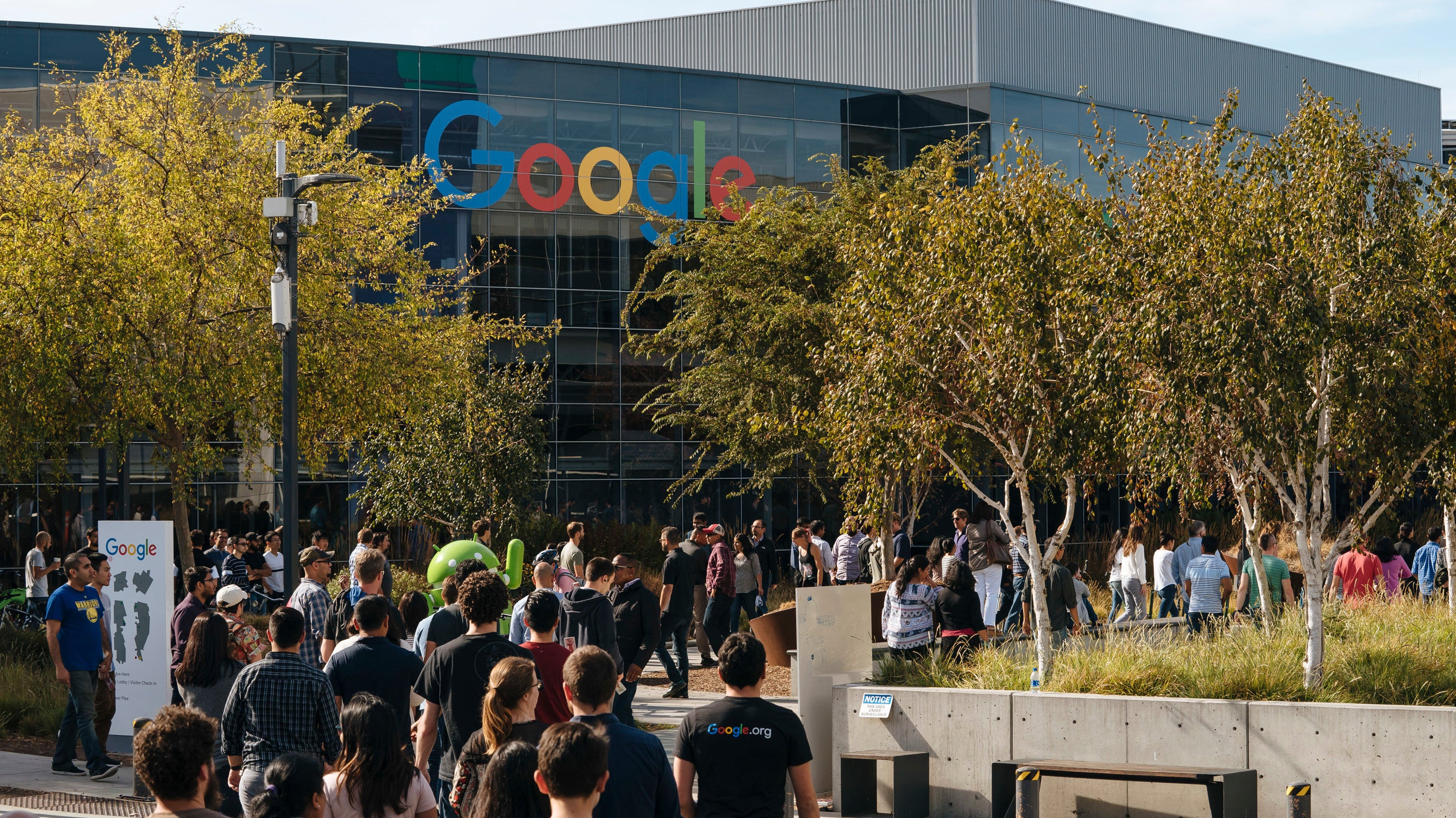 Google Walkout Organiser Quits Following Alleged Workplace Retaliation