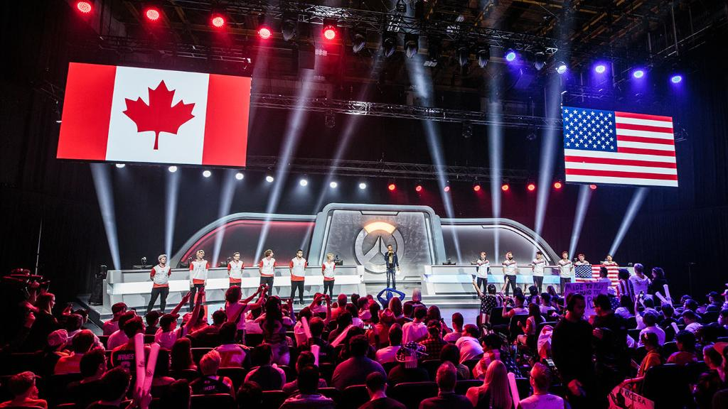 Eight Nations Face-Off In This Weekend's Overwatch World Cup