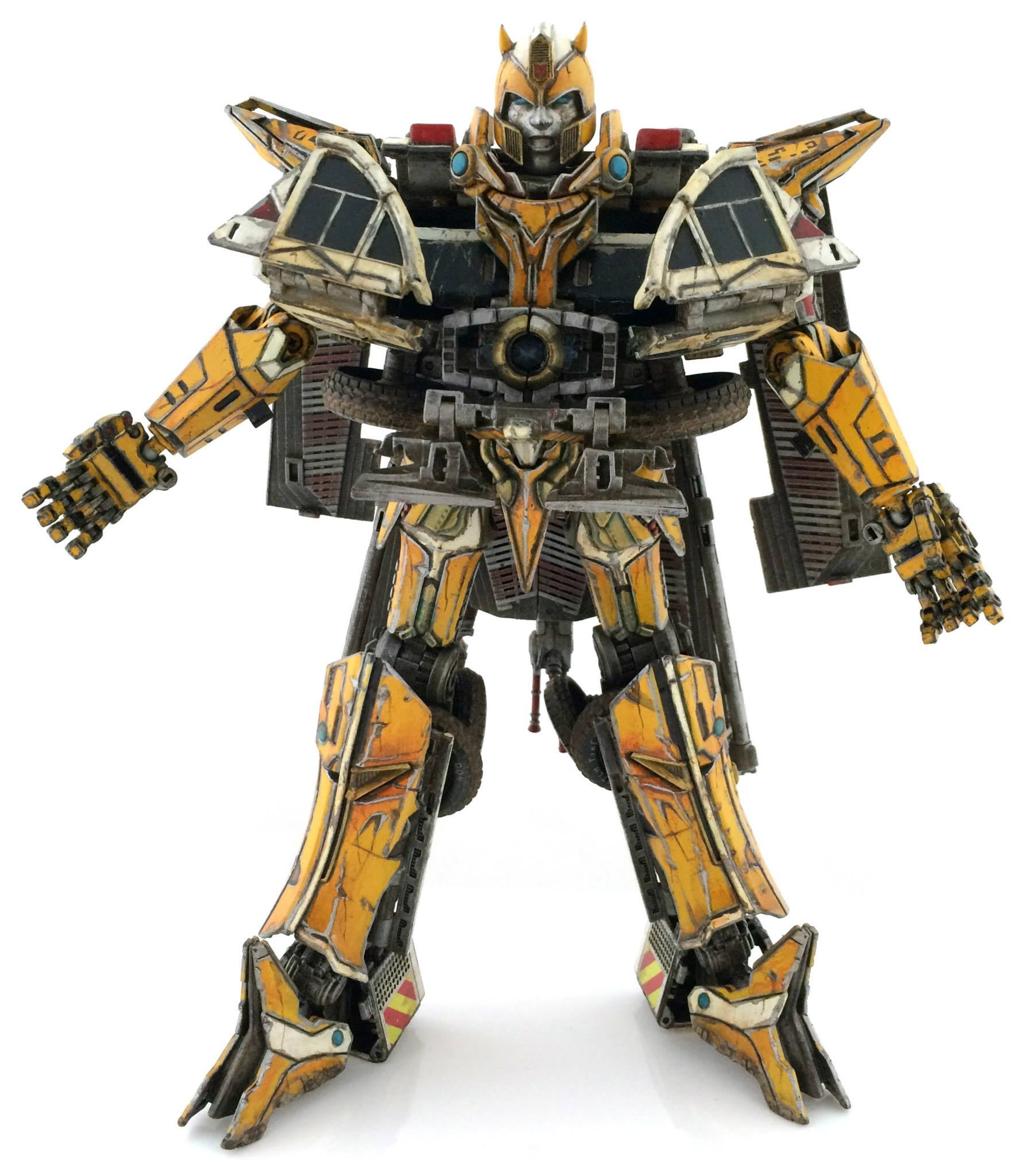 A Custom Transformer Worthy Of Wielding The Matrix Of Leadership