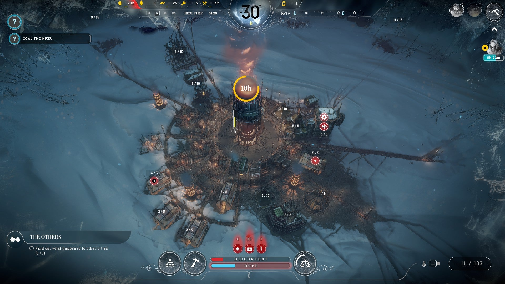 Frostpunk Is A City-Builder Where You Can Eat The Dead