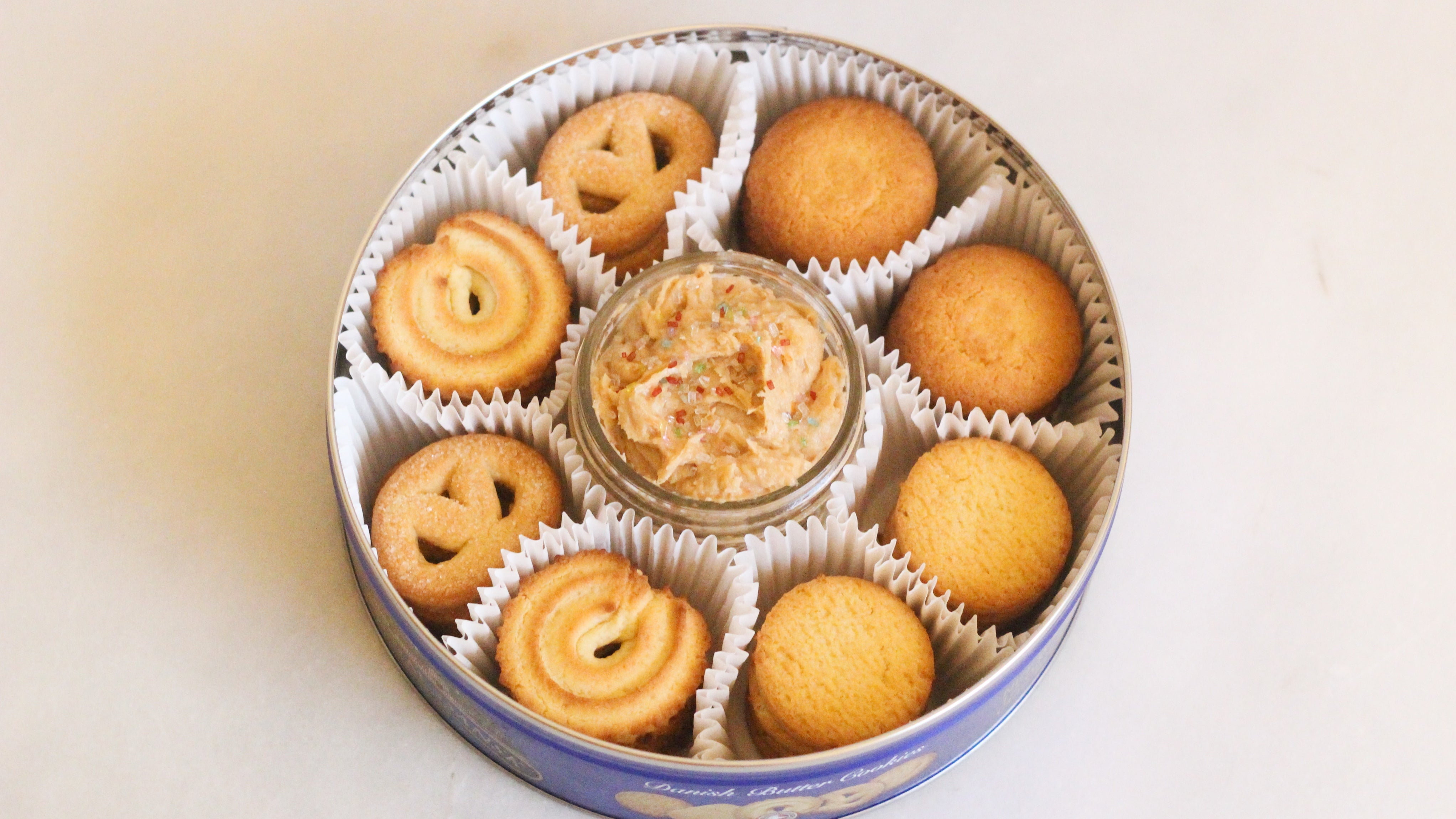 Make Cookie Butter From Danish Butter Cookies