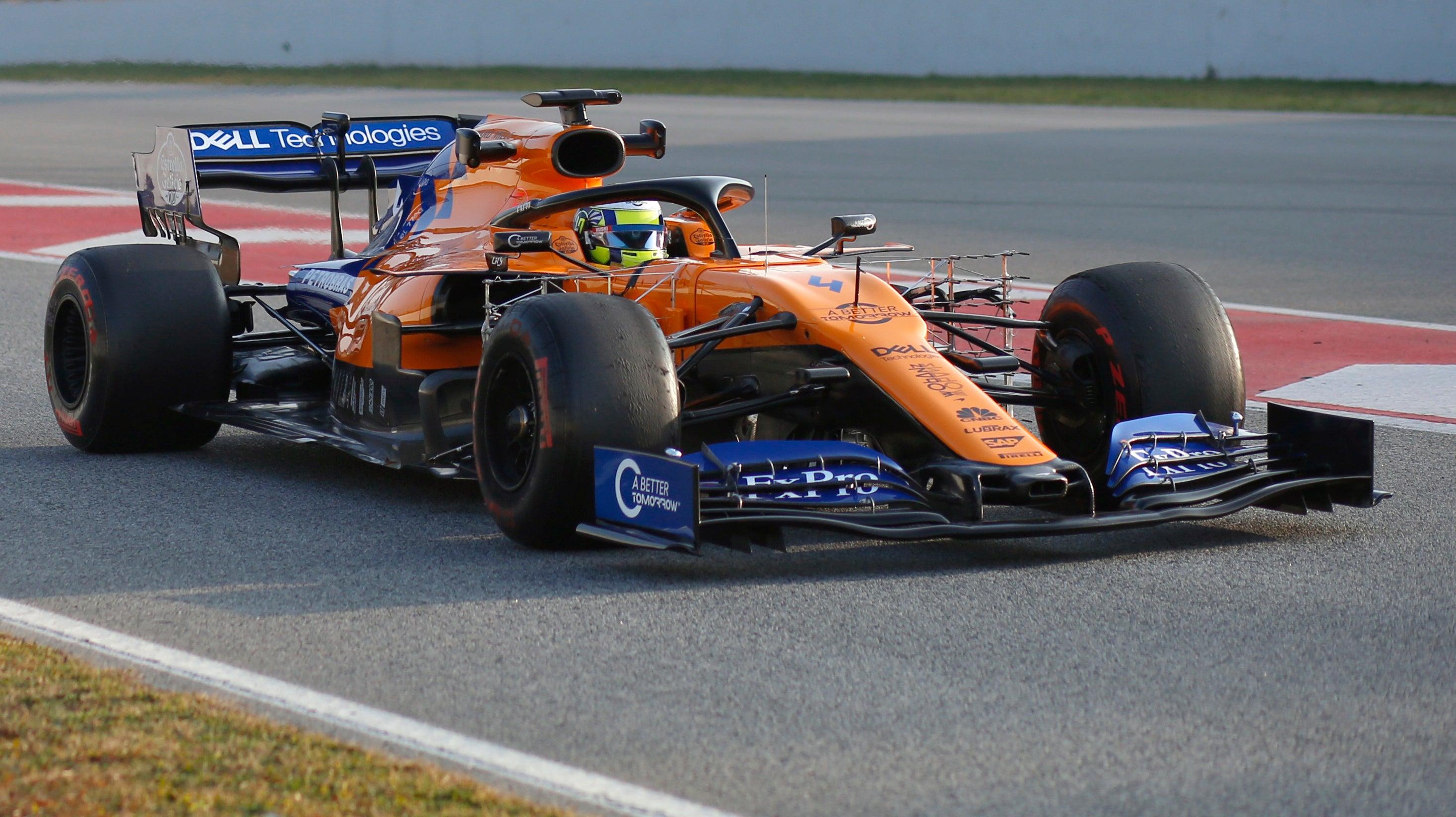 McLaren's Formula One Season Is In Flames Already