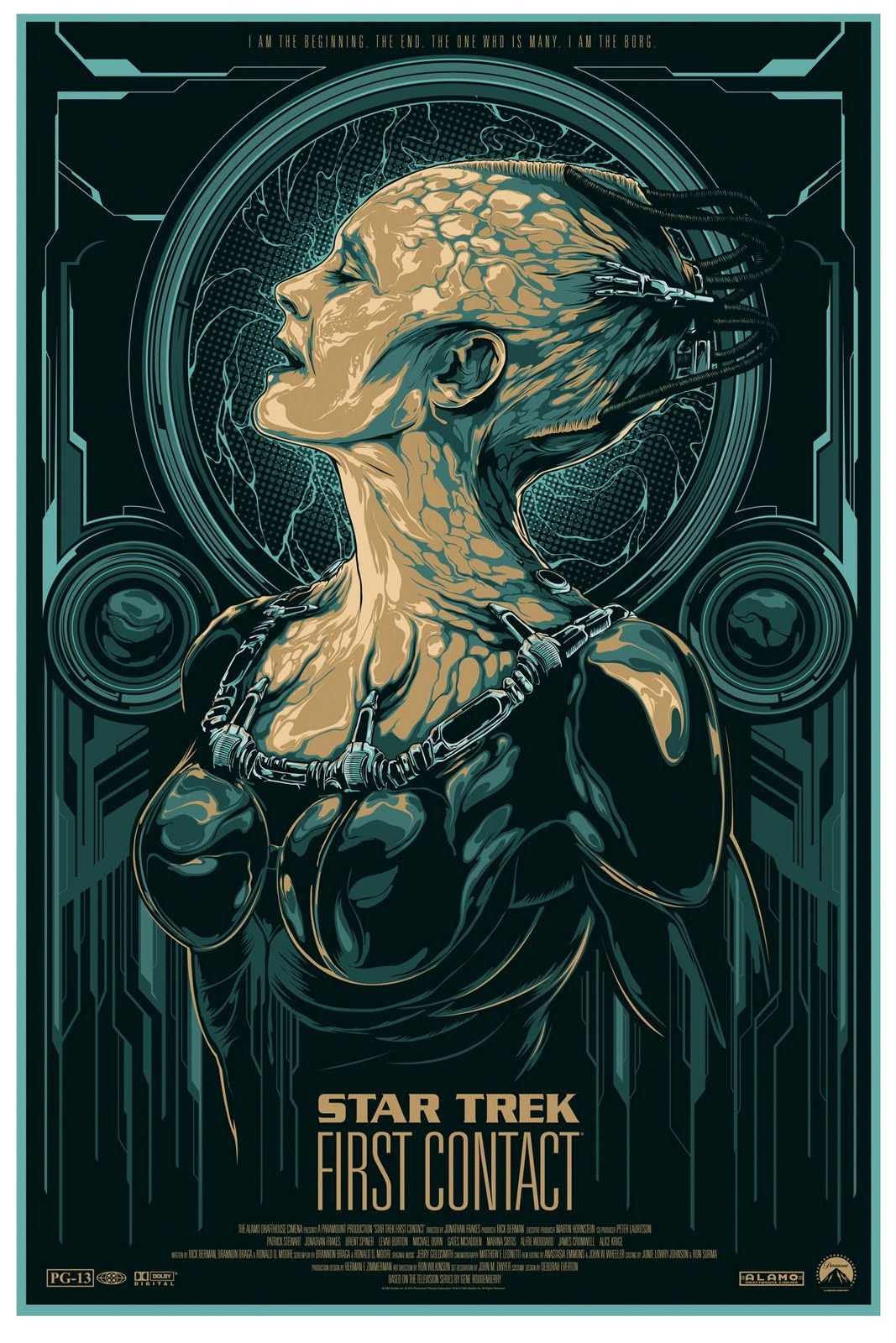 Here's Just a Bunch of Awesome Star Trek Art