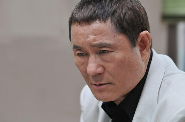 Beat Takeshi Hates Anime and That's OK