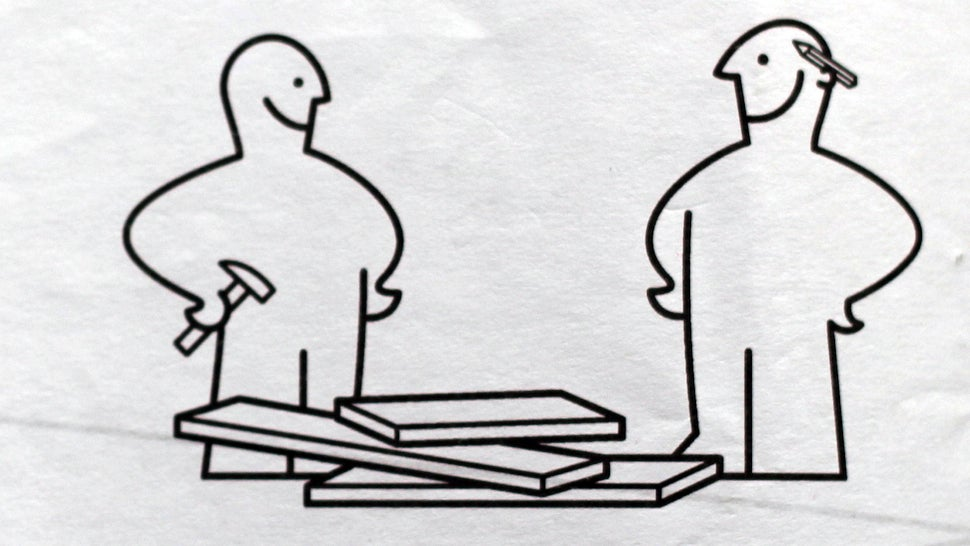 Shore Up IKEA Furniture with Wood Glue