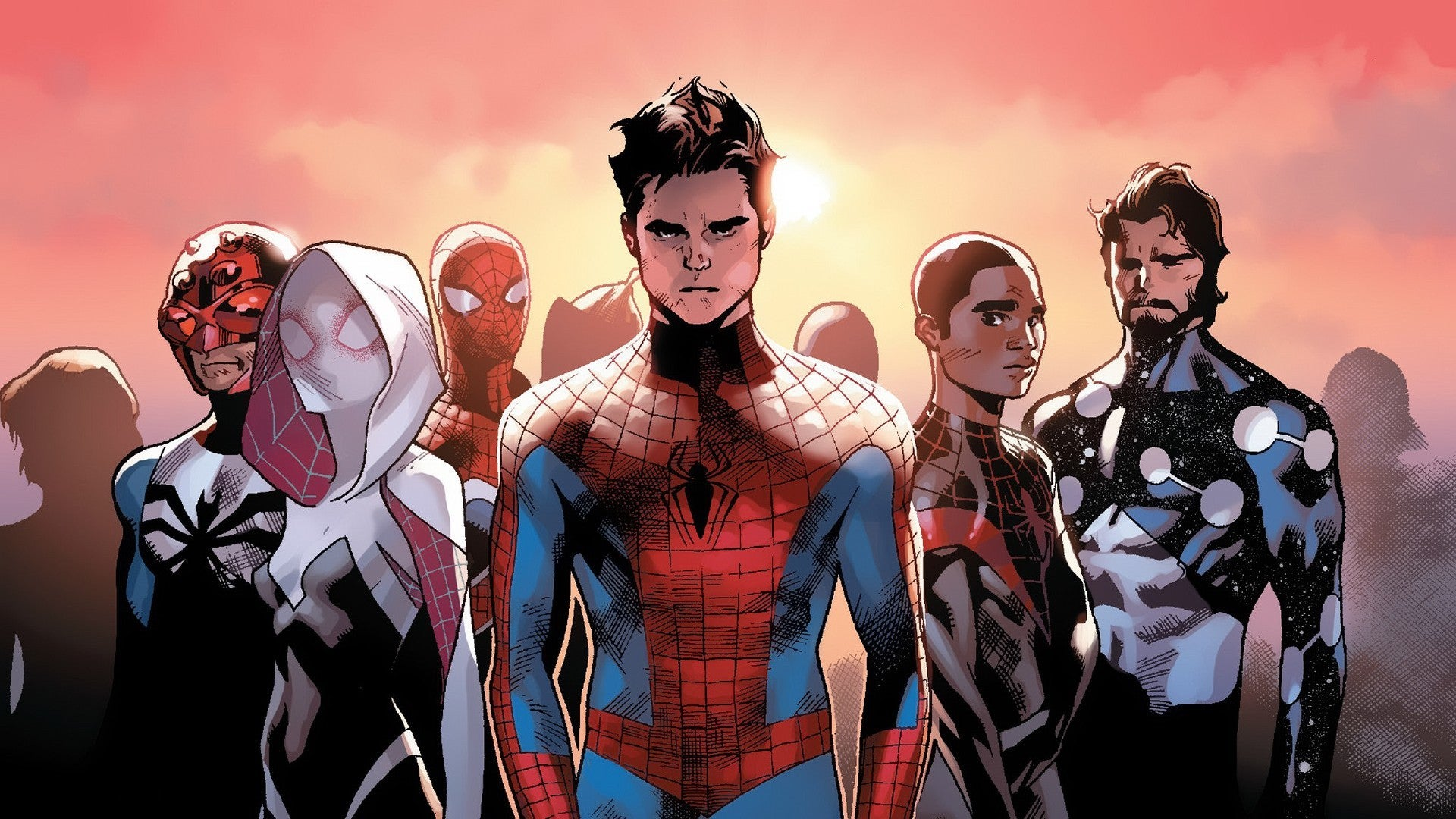 Now That Spider-Man's A Part Of Marvel's Cinematic Universe, He Needs His Own Team