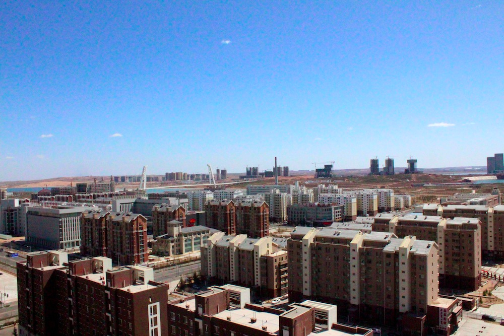 An Inside Peek at China's Ghost City
