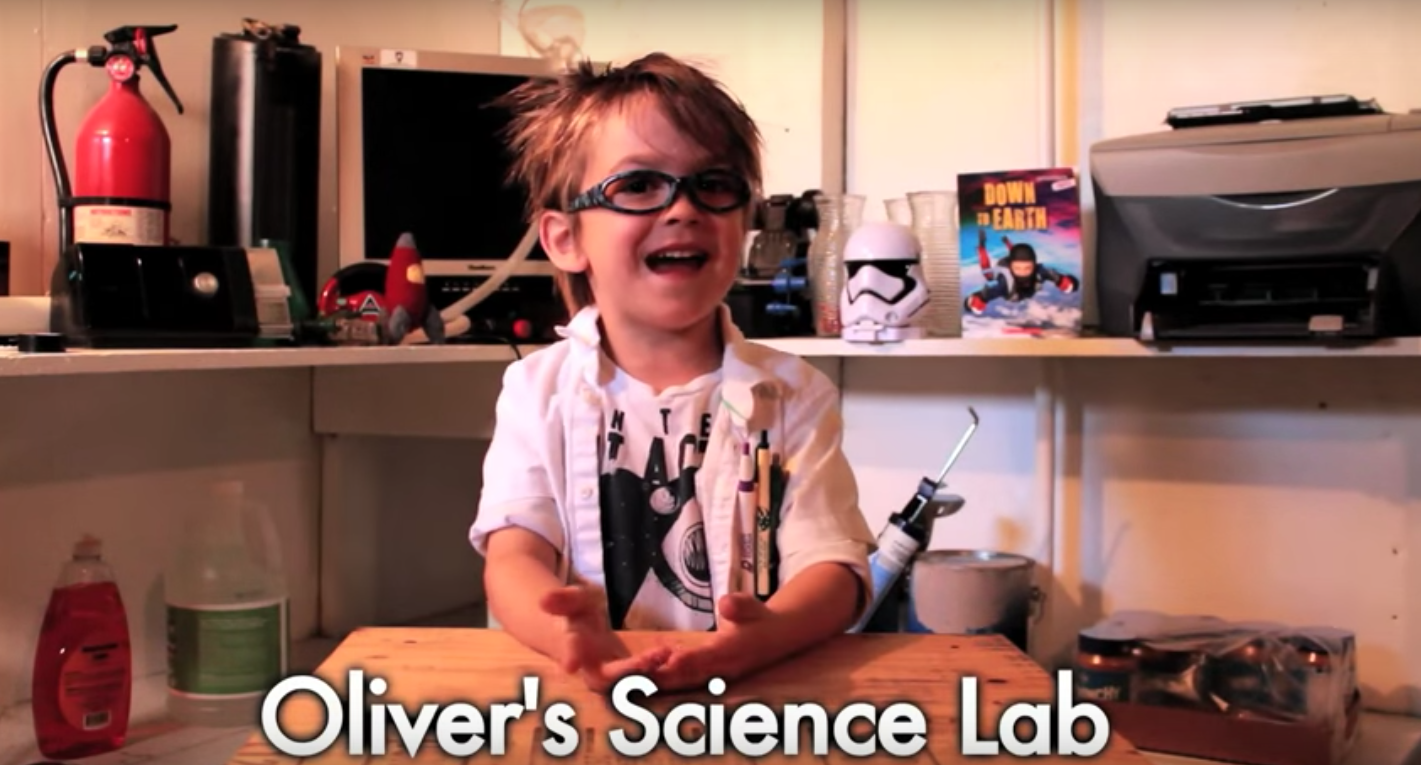This 5-Year-Old Scientist Knows More About Tornadoes Than You