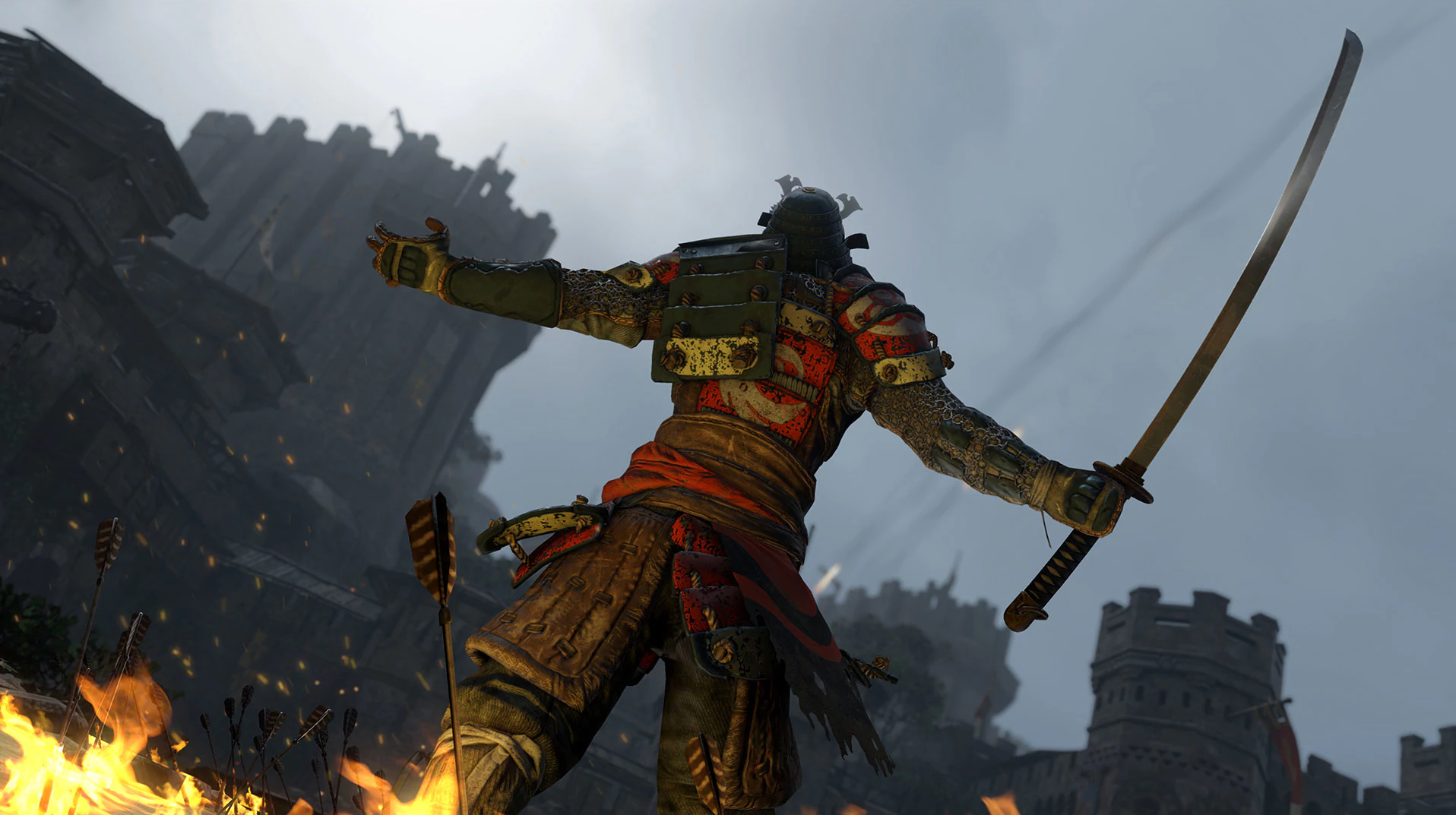 For Honor's Dedicated Servers Make A Big Difference