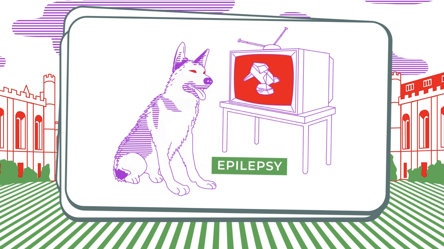 Canine Epilepsy And Purple Squiggles: The Unexpected Success Story Of SET