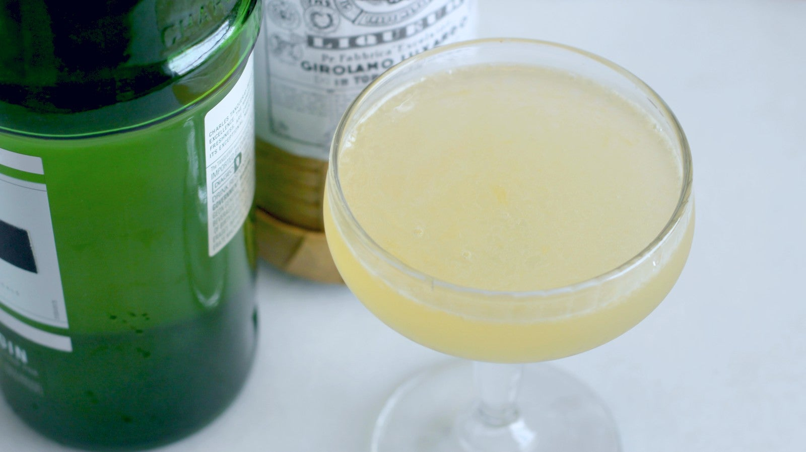 3-Ingredient Happy Hour: A Pared Down Aviation Cocktail