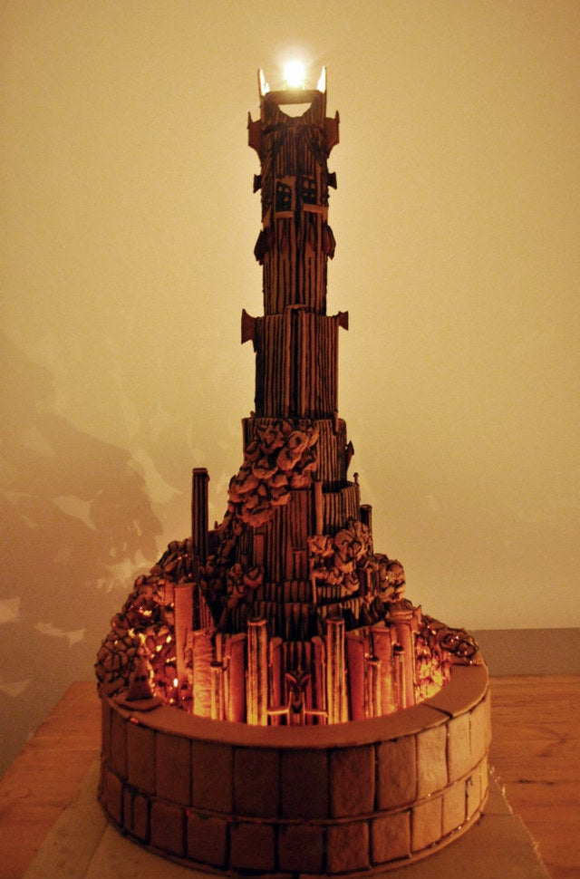 One Gingerbread Tower To Rule Them All